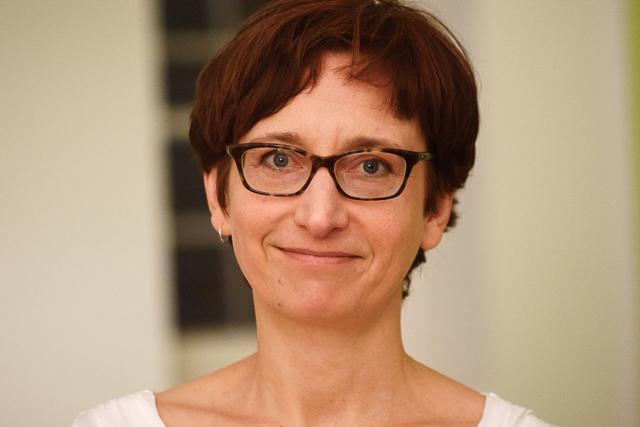 Therapeutin Kirsten Müller
